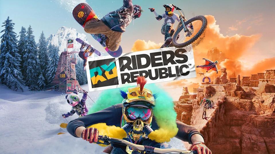 育碧《Riders Republic》B测视频泄露 10月28日发售