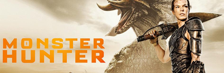 《怪物猎人:世界》与电影联动 可获电影女主外观装备