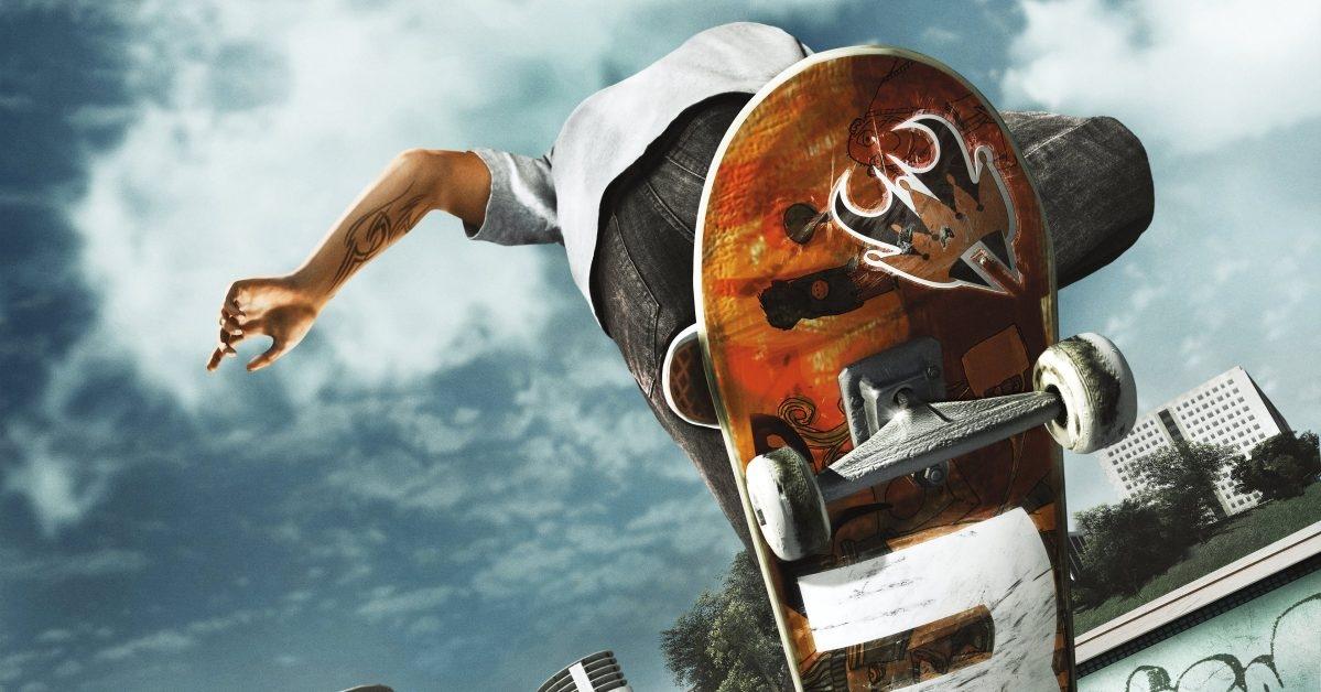 EA新工作室Full Circle成立 展开《极限滑板》新作开发