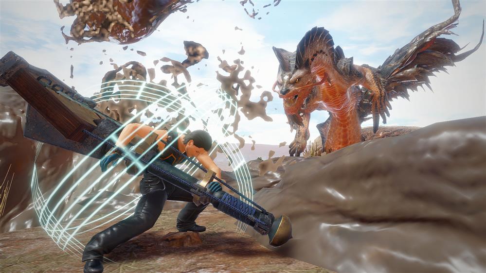 《怪物猎人:崛起》全新活动任务  泥翁与流行文化