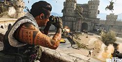 《使命召唤:战区》PS5 XSX版本正在开发:支持120Hz及PS5无线手柄