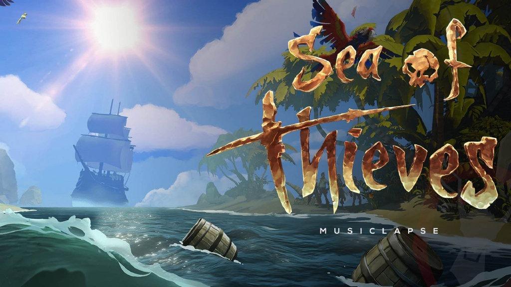 Steam一周销量排行榜:《盗贼之海》再登顶