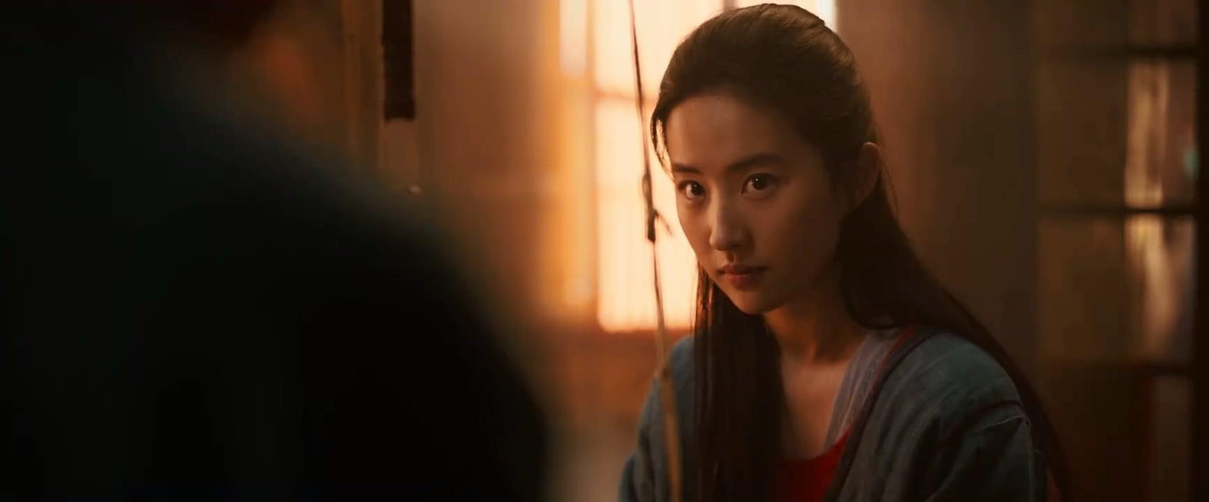 《花木兰》电影最新预告公开 刘亦菲巩俐同台飚戏