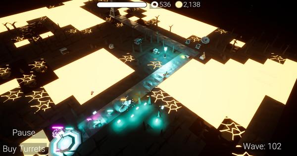 Steam喜+1:策略塔防《Sporadic Spire》