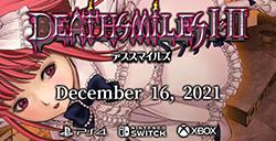 经典少女射击游戏《死亡微笑》将于12.16登陆PS4、Switch等平台