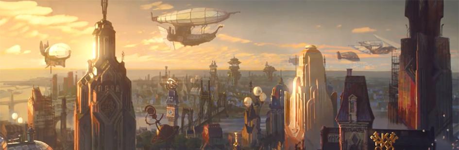《英雄联盟》首部动画定档 将于11月7日全球同步播出