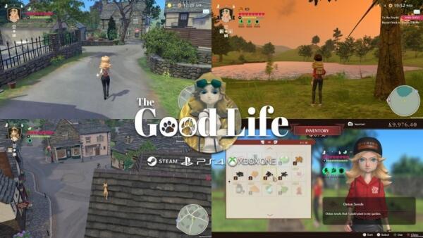 欠债女主解谜还债《The Good Life》将于2021年推出