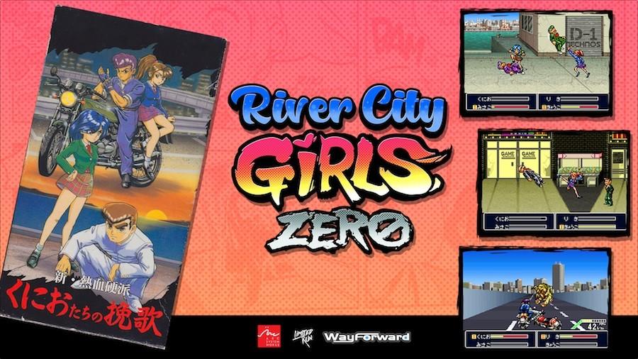 《热血少女2》公开  2022年全平台登录