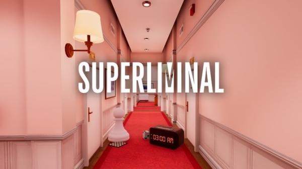 益智解谜《Superliminal》主机版正式发售