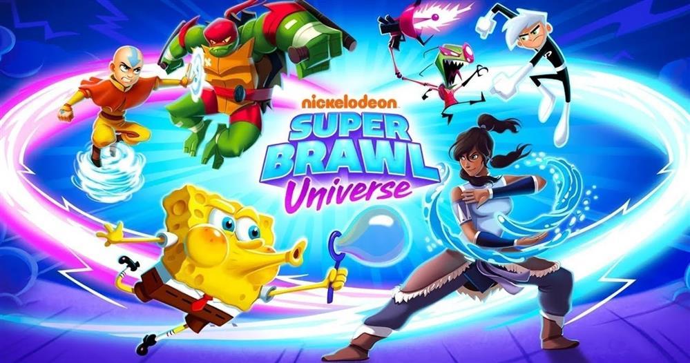 官方确认《尼克儿童频道全明星大乱斗》将于10月5日发售