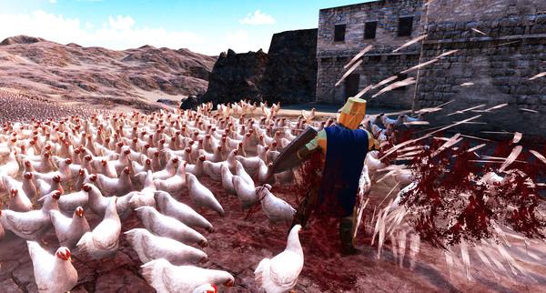 Steam喜+1:策略游戏《史诗战争模拟器》免费领