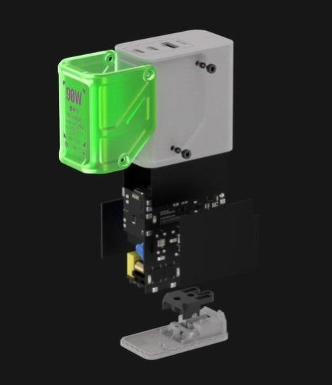 李楠 Angry Miao CYBERCHAGRE 氮化镓90W充电头即将开售-7.jpg