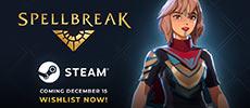 Epic独占即将结束《Spellbreak》12月15日登Steam