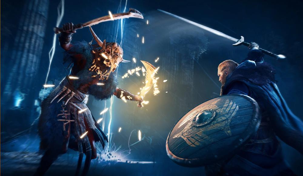 《刺客信条:英灵殿》下一次更新将加入单手剑