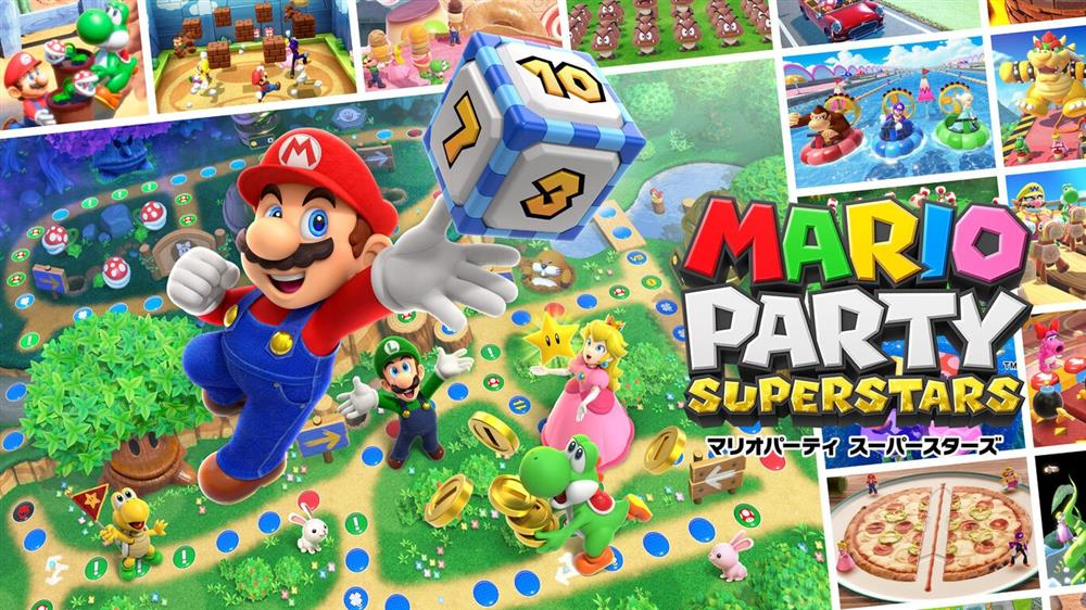 马里奥新作《马里奥聚会:超级星》公布  将于10月29日上市