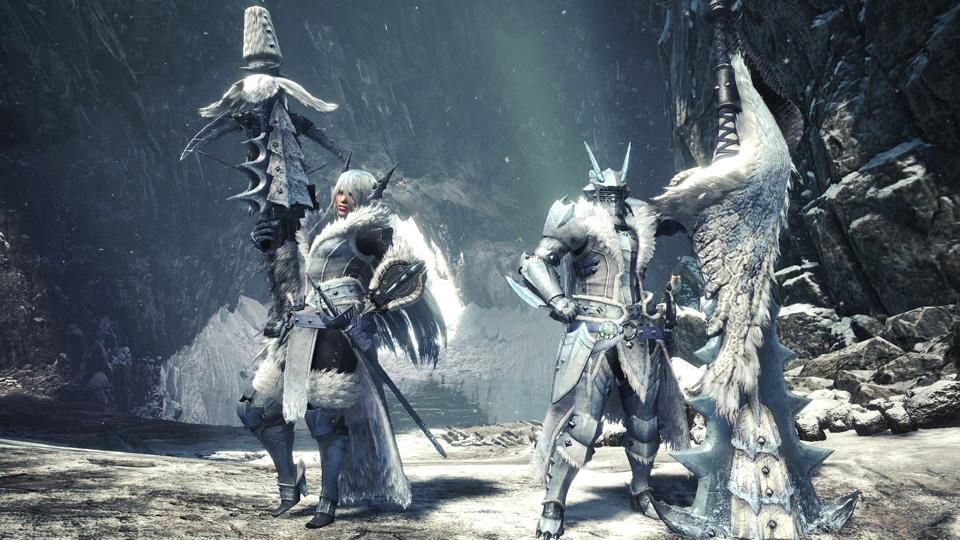 活动再启《怪物猎人世界:冰原》发售一周年