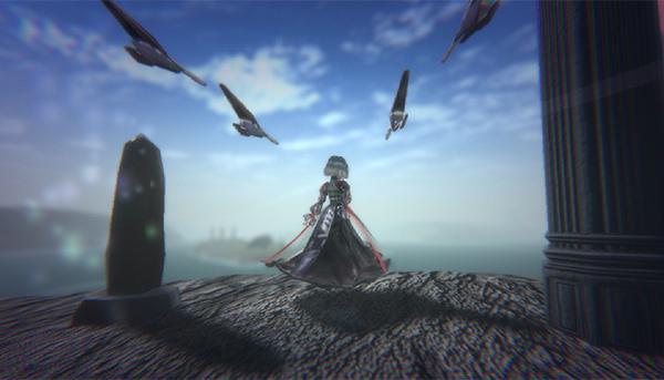 开放世界冒险RPG新作《Over Eclipse》公开