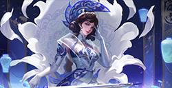 王者荣耀露娜6元新皮货不对板?玩家吐槽太像崩坏3芽衣的花嫁服!
