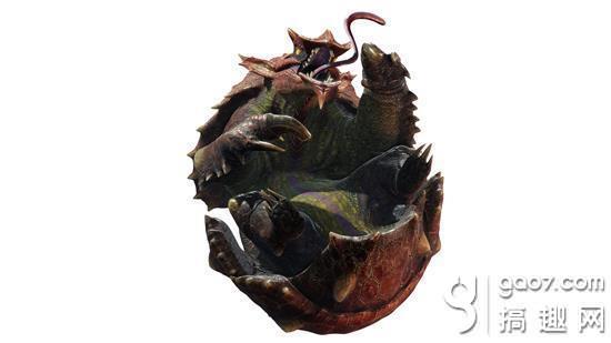 《怪物猎人:崛起》部分怪物介绍公开