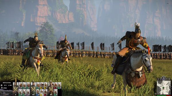 """《全面战争:三国》DLC""""Fates Divided""""3月11日登Steam"""