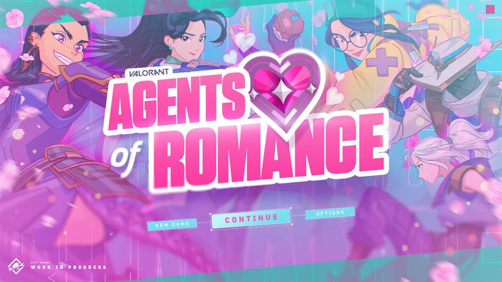 拳头游戏宣布推出Valorant恋爱模拟游戏