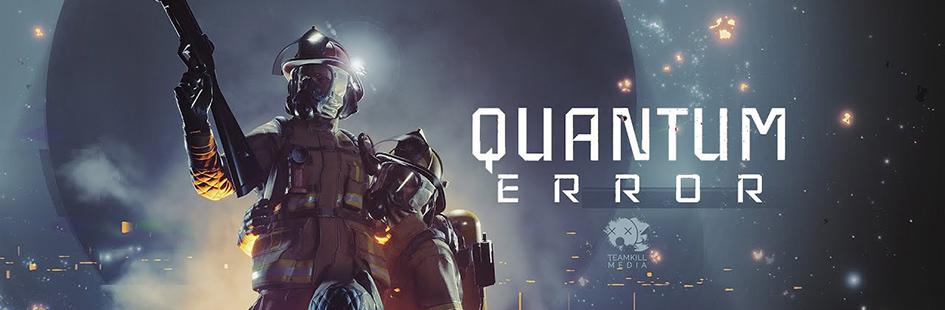 第一人称恐怖射击《Quantum Error》公开 将登陆PS5平台