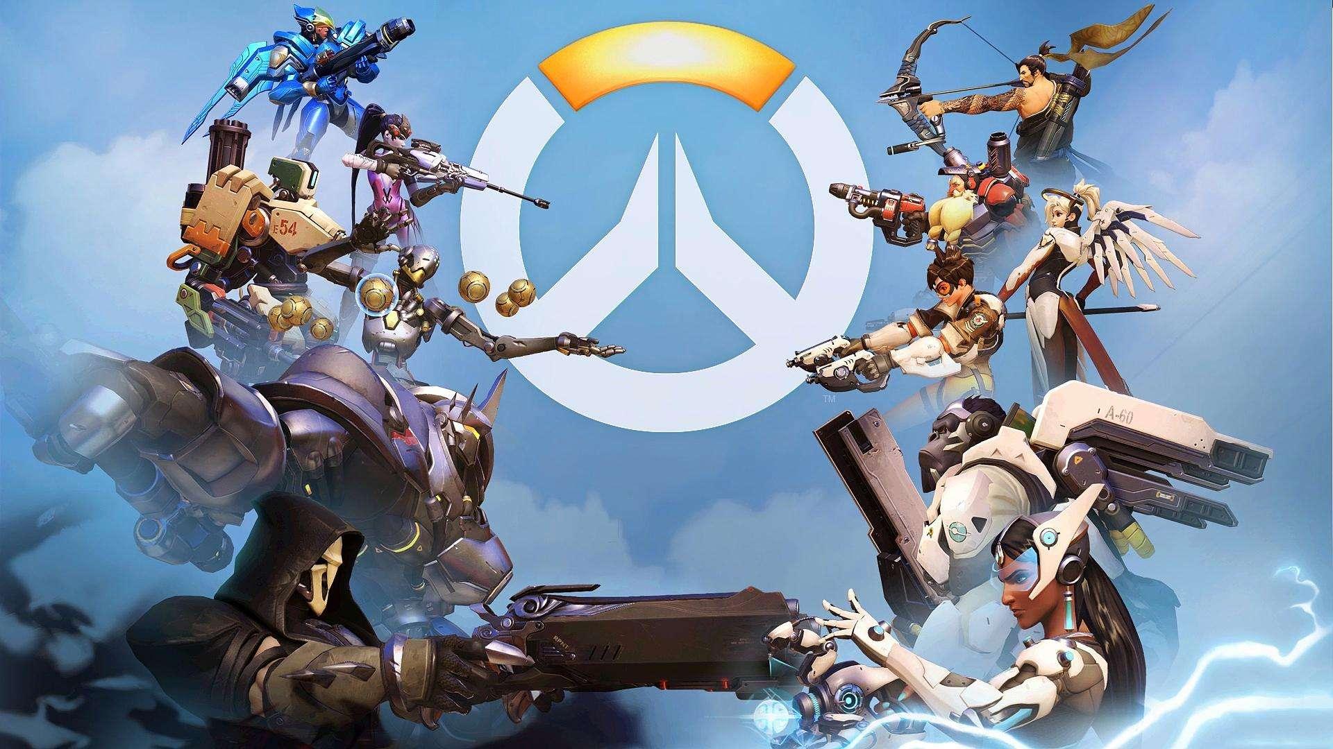 《守望先锋》发布新补丁:调整部分英雄平衡性