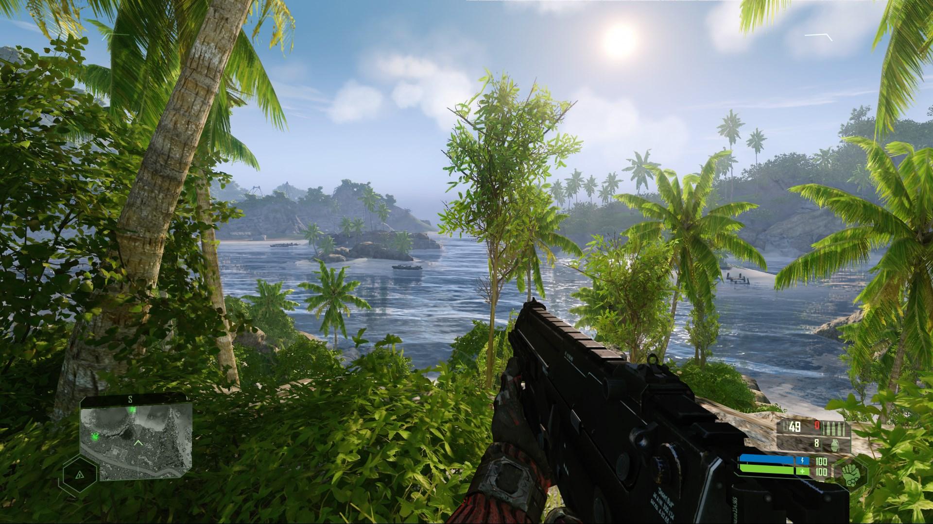 《孤岛危机:复刻版》7月23日发售