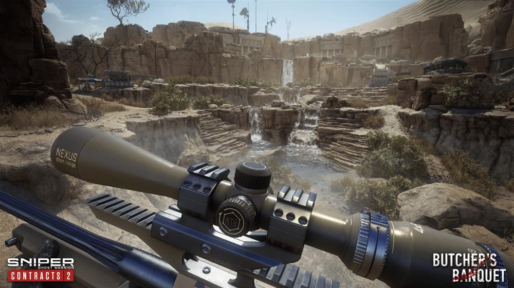《狙击手:幽灵战士契约2》免费DLC推出  更智能的NPC和最致命的武器