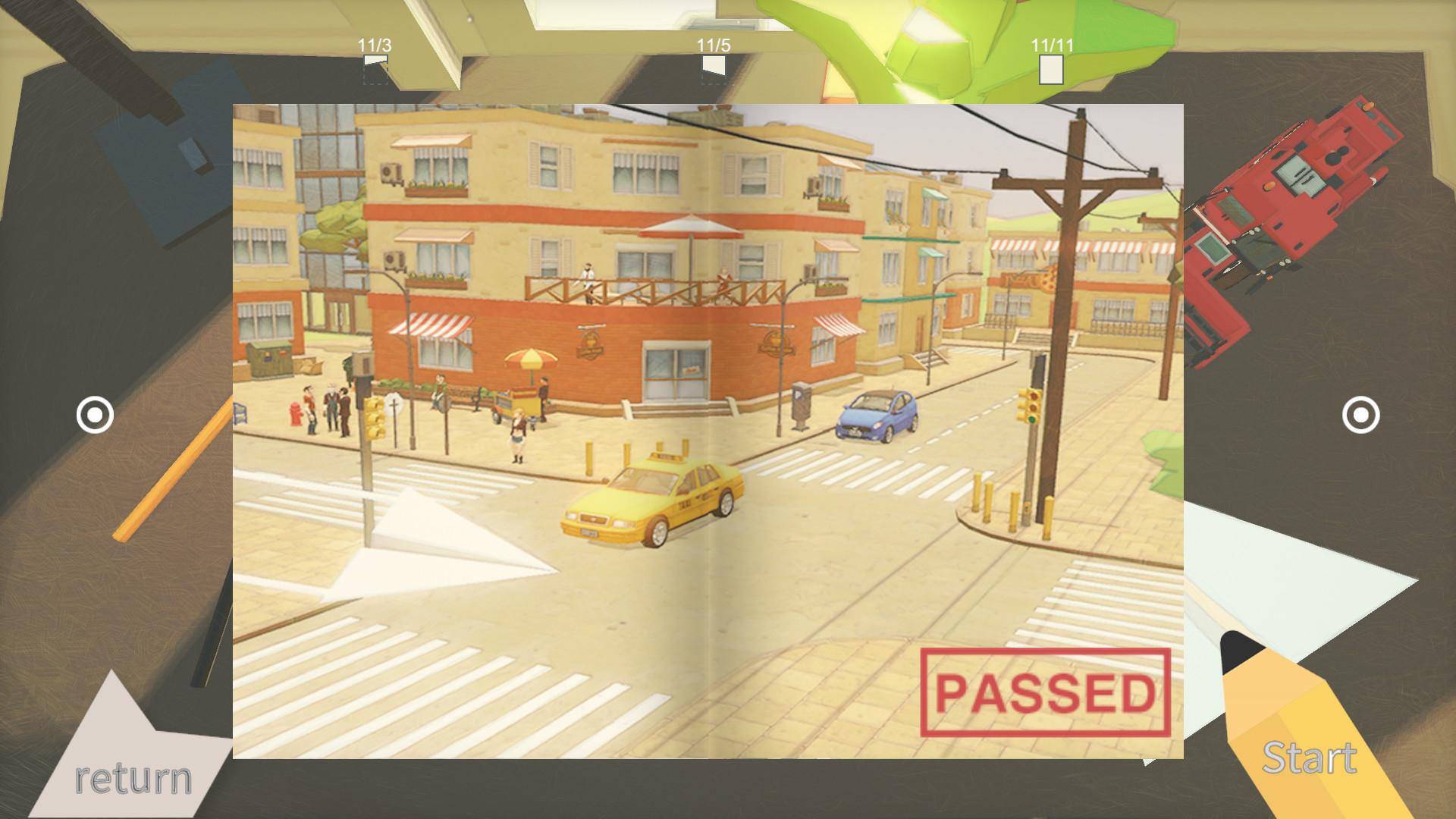 《纸飞机的呼唤》Steam抢先体验版发布