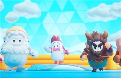 TGA2020《糖豆人:终极挑战赛》第三季12月15日开跑
