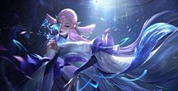 王者荣耀貂蝉fmvp皮肤背景故事:具有神秘力量的巫祝领袖