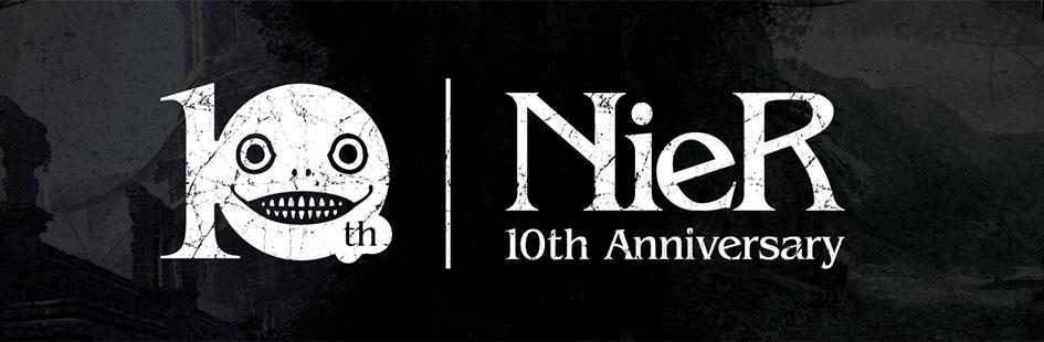 《NieR 尼尔》系列10周年纪念官网启用