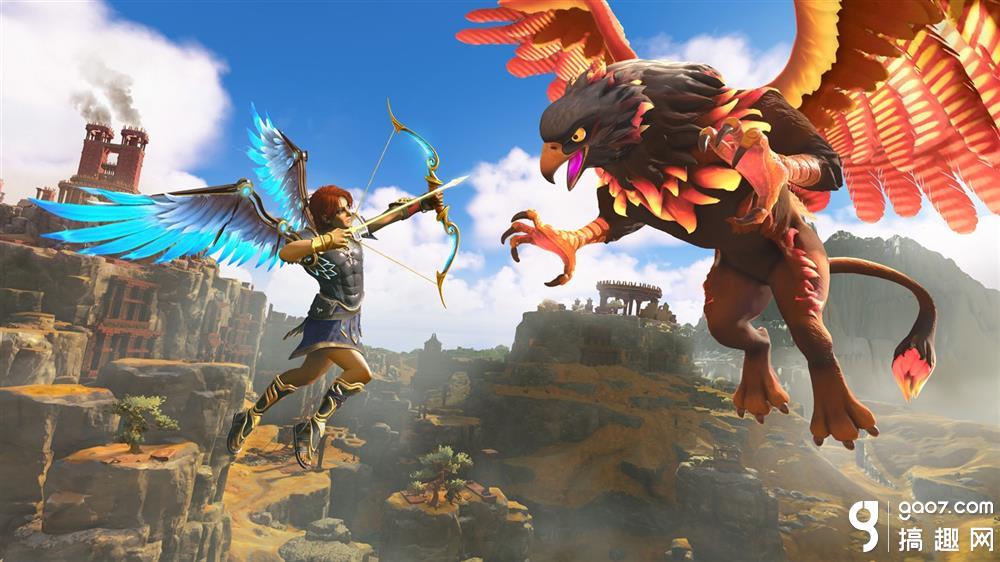 《渡神纪:芬尼斯崛起》被评为M级_游戏内含微交易