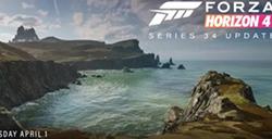 《极限竞速:地平线4》更新上线,Steam今日开启首促