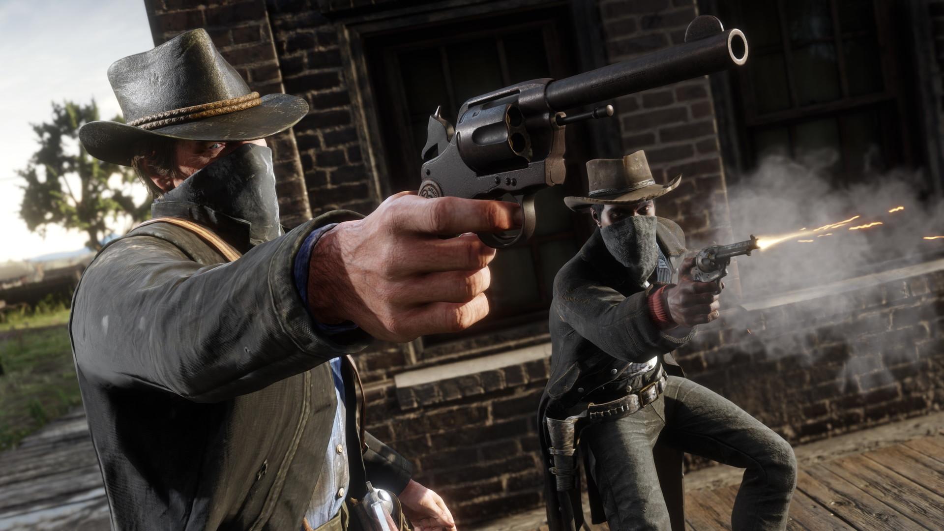 《荒野大镖客2》Steam促销平史低