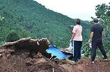 女子发现客厅1厘米裂缝救下21户村民