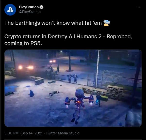《毁灭全人类2》重制版预告片泄露  发售日未公开