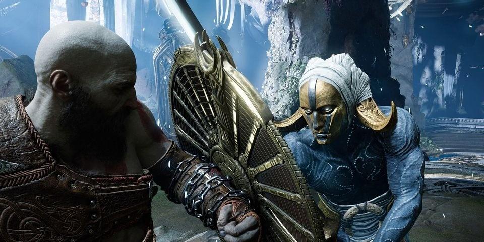 《战神:诸神黄昏》新艺术概念图公布