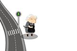 超级班主任第10关攻略  帮助奶奶过马路