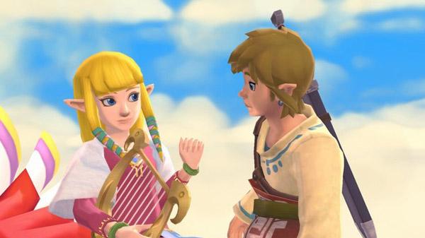 《塞尔达传说:御天之剑HD》登顶Fami通新一周销量榜