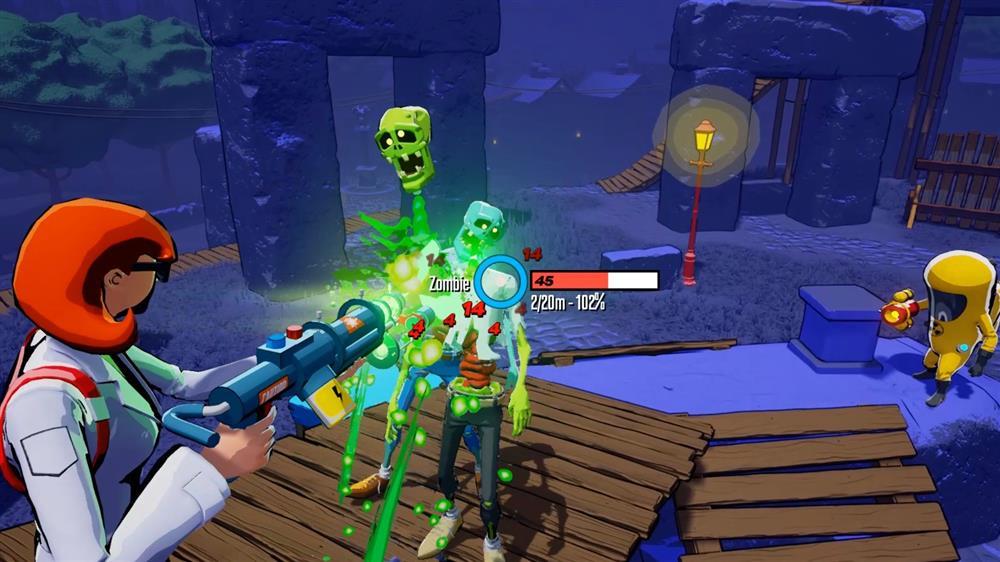 多人策略动作游戏  《研究与战斗》 预计10月发售