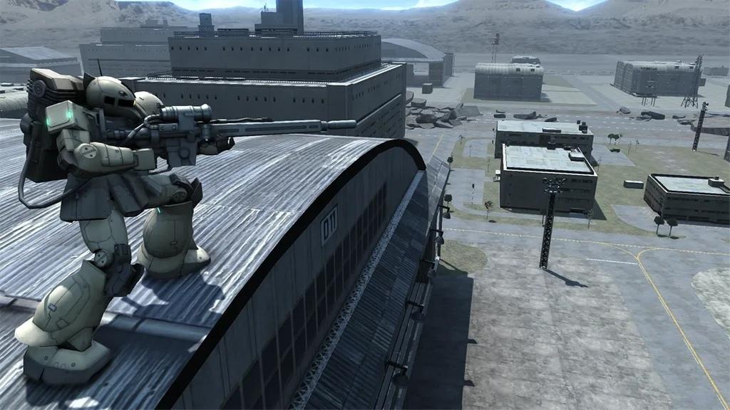 《机动战士钢弹激战任务2》PS5版即将开放