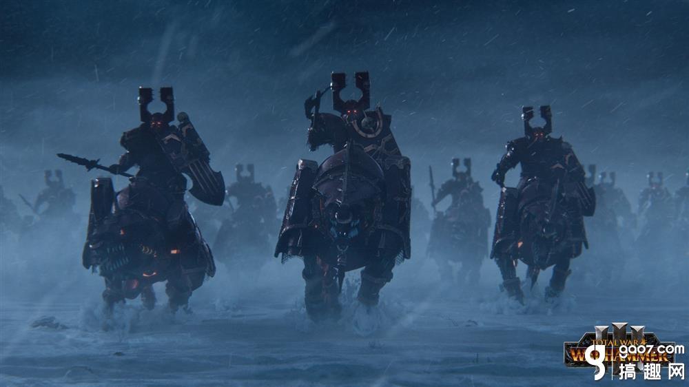 Steam《全面战争:战锤3》上架 2021年末发售