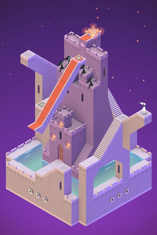 全新冒险《纪念碑谷》Arcade版追加关卡内容