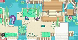 《Garden Story》像素风RPG最新预告  今年夏天上架