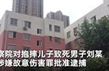 生父摔死幼童案后续,警方透露生父摔死幼童案细节,男子刘某以涉嫌故意伤害罪批准逮捕