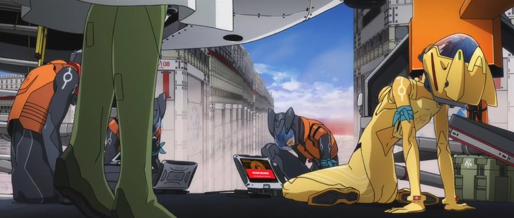 《新世纪福音战士剧场版:终》开场动画公布