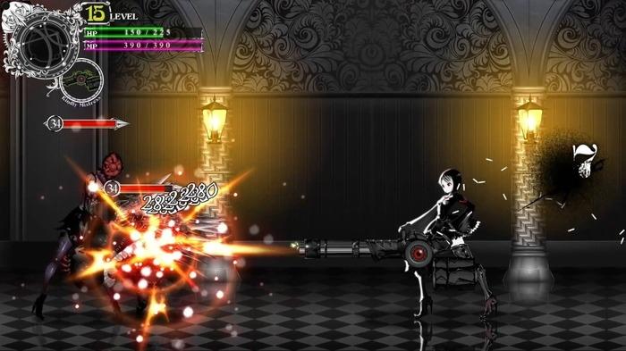 哥特式动作RPG《黑色巫术》Steam4月推出