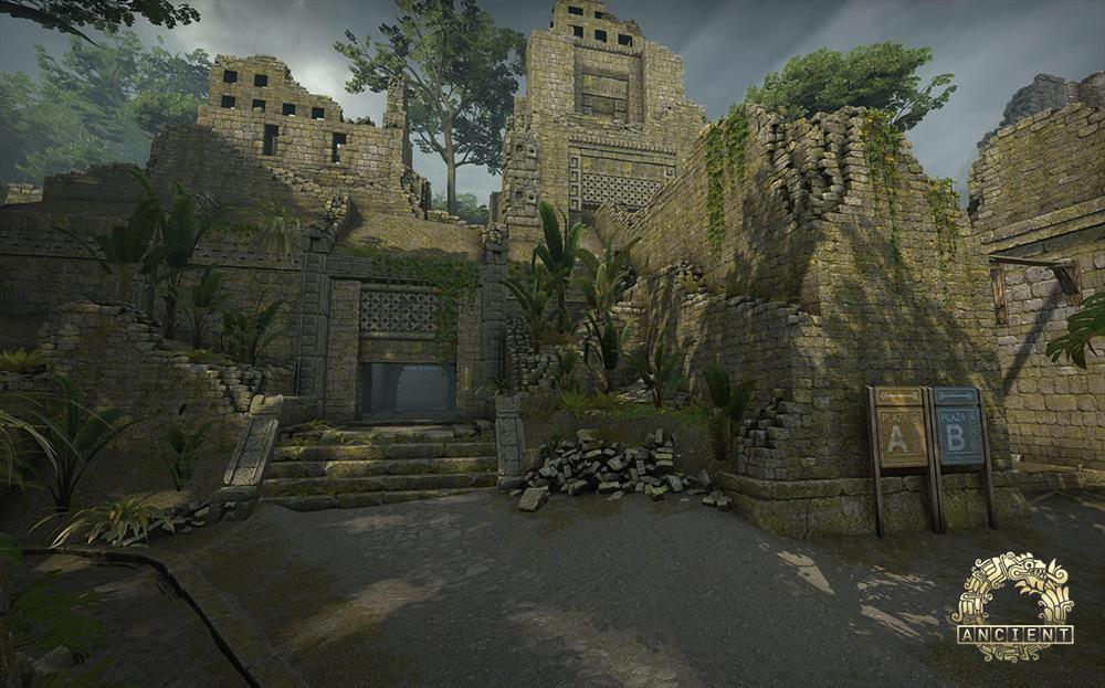 《CS:GO》狂牙大行动现已推出_新角色、新地图上线